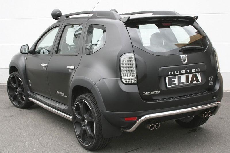 Dacia Duster: komplexní tuning od Elia: - fotka 3