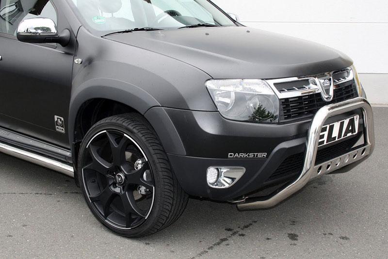 Dacia Duster: komplexní tuning od Elia: - fotka 5