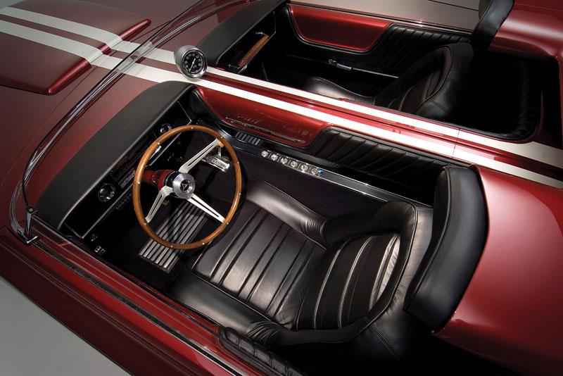Dodge Hemi Charger Concept Car: První nositel slavného jména: - fotka 1