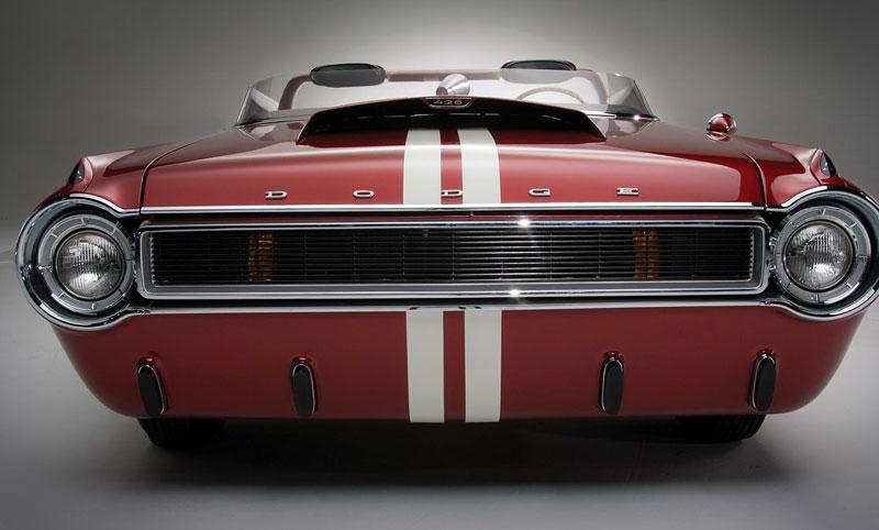 Dodge Hemi Charger Concept Car: První nositel slavného jména: - fotka 2