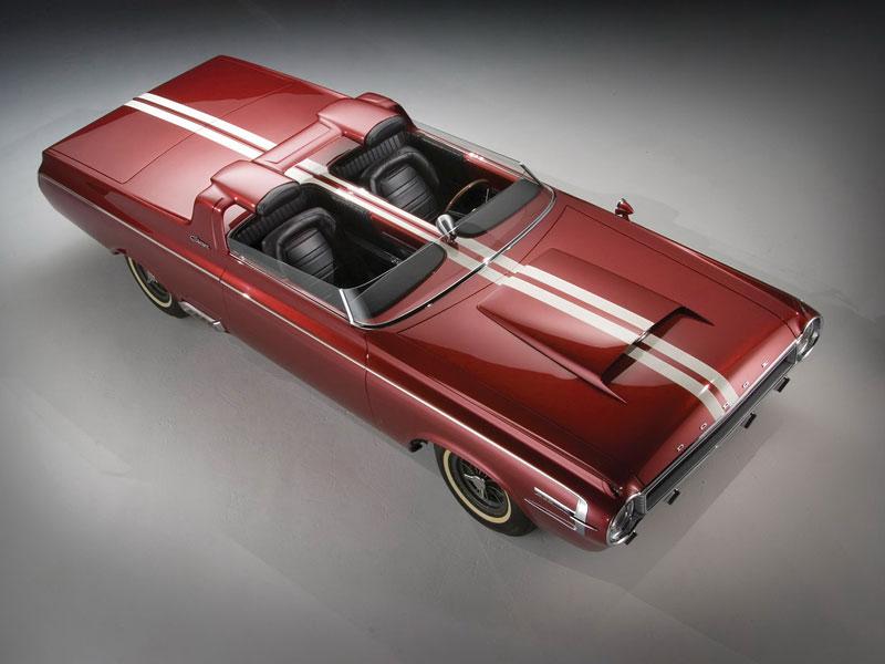 Dodge Hemi Charger Concept Car: První nositel slavného jména: - fotka 4