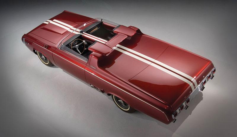 Dodge Hemi Charger Concept Car: První nositel slavného jména: - fotka 6