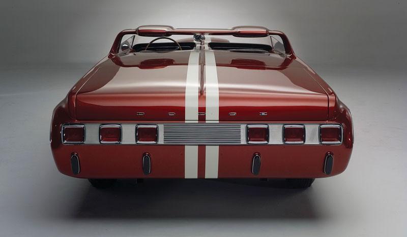 Dodge Hemi Charger Concept Car: První nositel slavného jména: - fotka 7