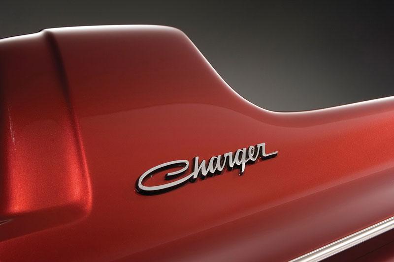 Dodge Hemi Charger Concept Car: První nositel slavného jména: - fotka 11
