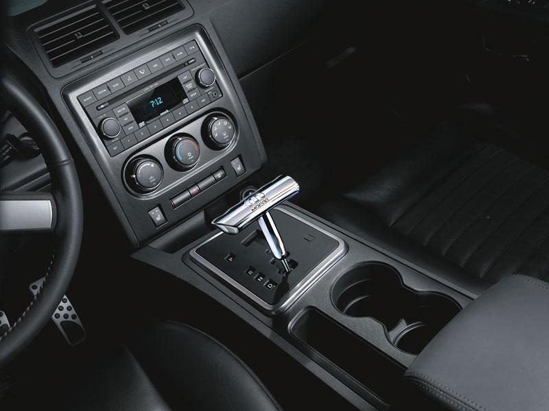 Dodge Challenger: nové doplňky od divize Mopar: - fotka 2