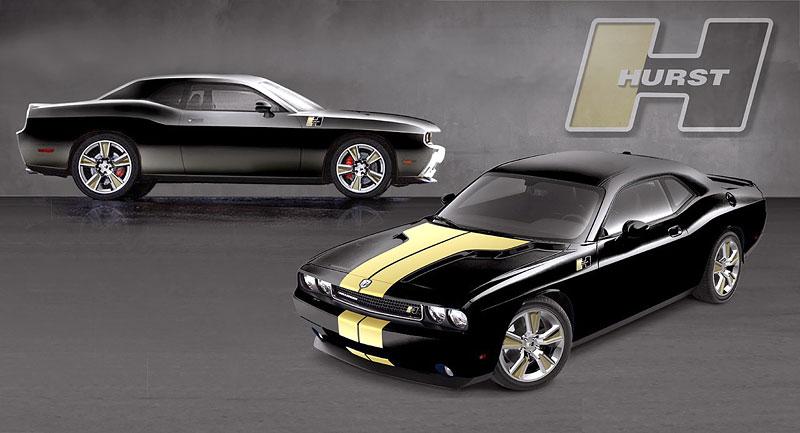 Hurst/Hemi® Challenger se představí na autosalonu SEMA: - fotka 1
