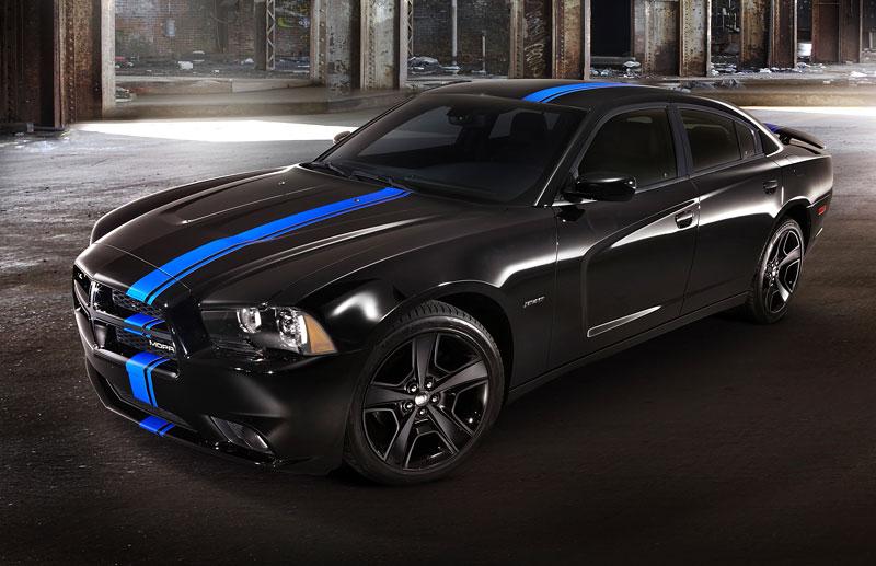 Mopar Dodge Charger: Nová limitovaná edice s osmiválcem: - fotka 3