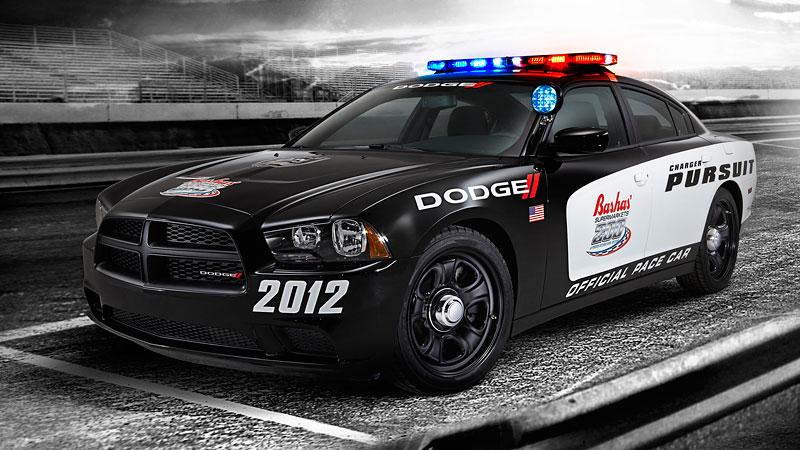 Dodge Charger Pursuit jako Pace car pro NASCAR!: - fotka 1
