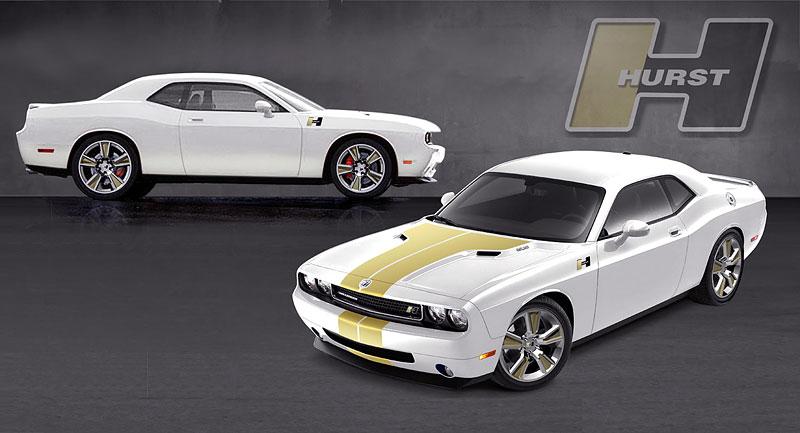 Hurst/Hemi® Challenger se představí na autosalonu SEMA: - fotka 2