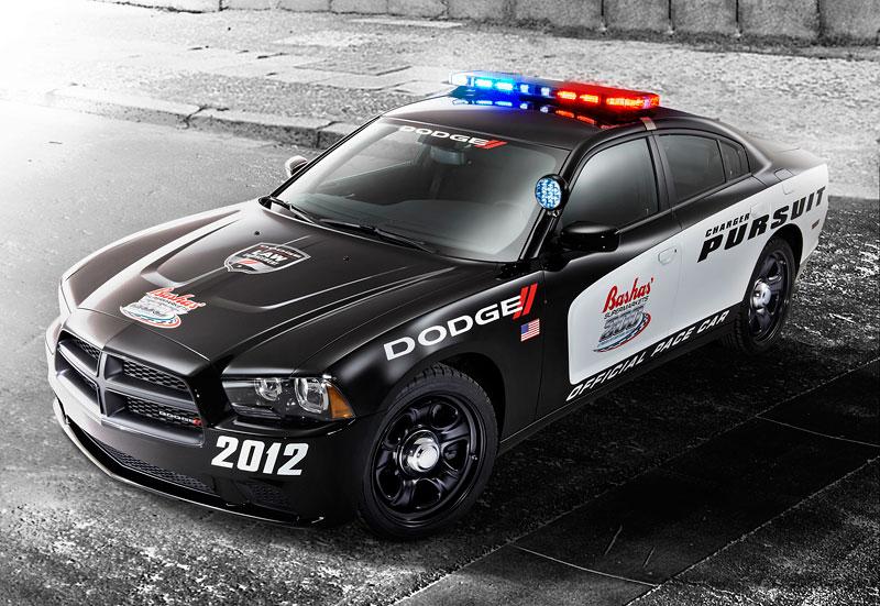 Dodge Charger Pursuit jako Pace car pro NASCAR!: - fotka 2