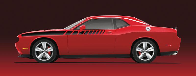 Dodge Challenger: nové doplňky od divize Mopar: - fotka 7