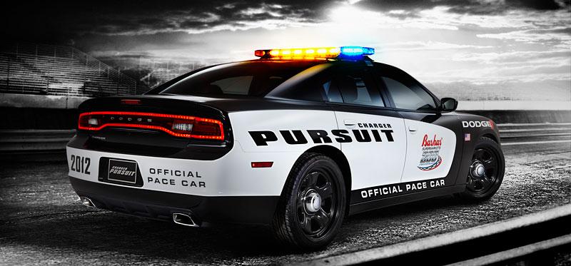 Dodge Charger Pursuit jako Pace car pro NASCAR!: - fotka 3