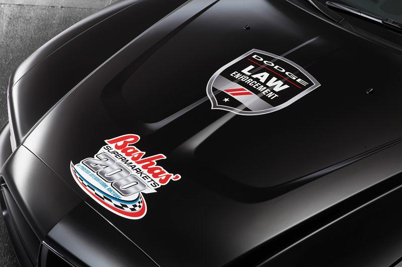Dodge Charger Pursuit jako Pace car pro NASCAR!: - fotka 4