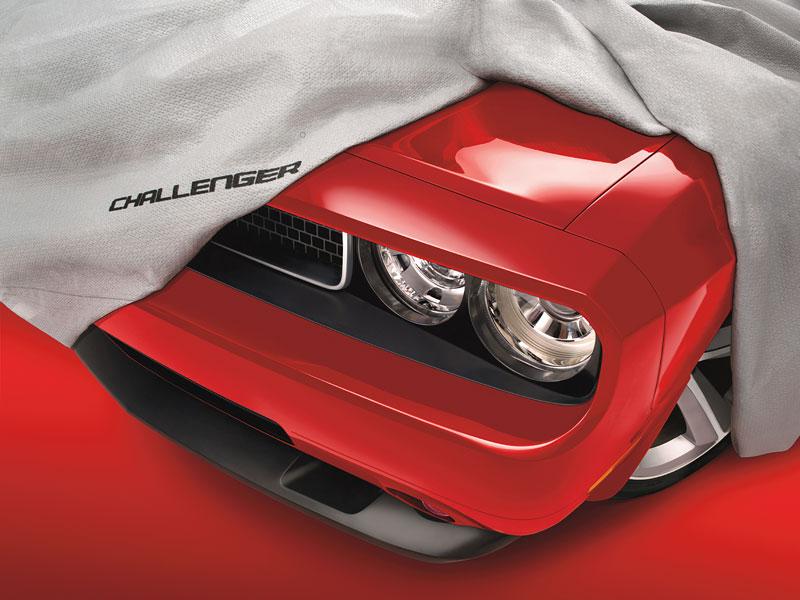 Dodge Challenger: nové doplňky od divize Mopar: - fotka 10