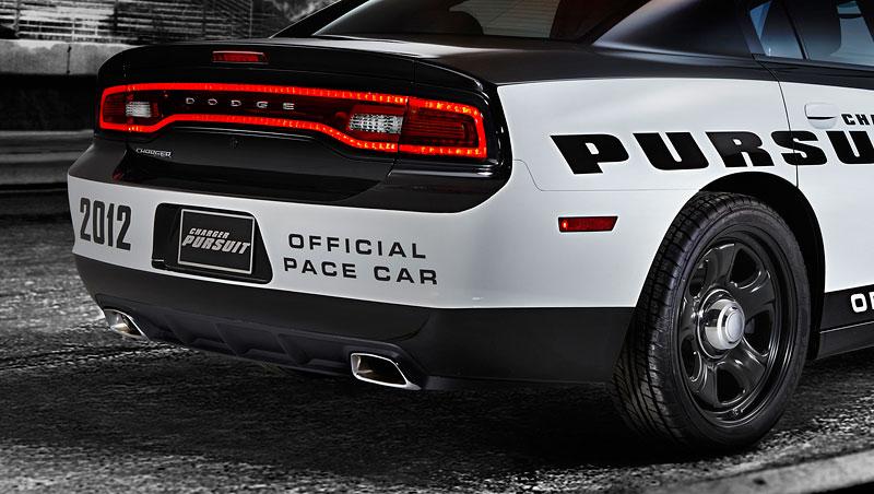 Dodge Charger Pursuit jako Pace car pro NASCAR!: - fotka 6