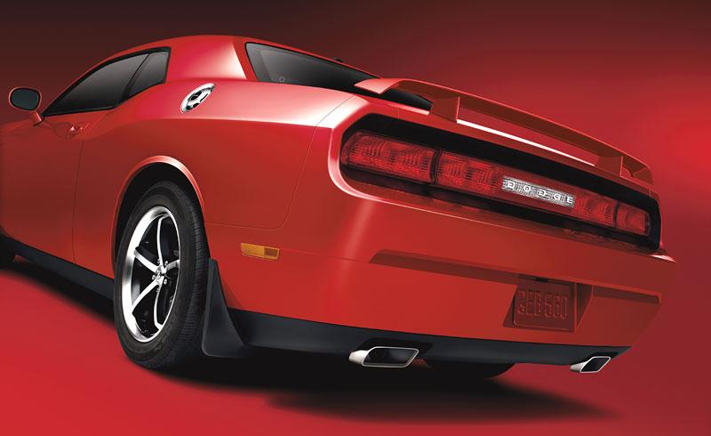 Dodge Challenger: nové doplňky od divize Mopar: - fotka 11