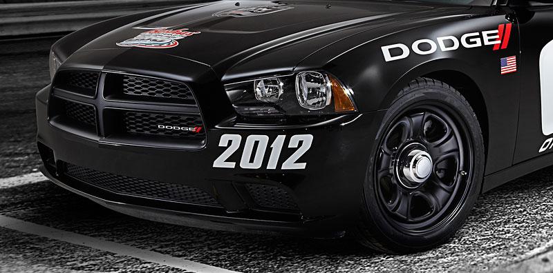 Dodge Charger Pursuit jako Pace car pro NASCAR!: - fotka 7