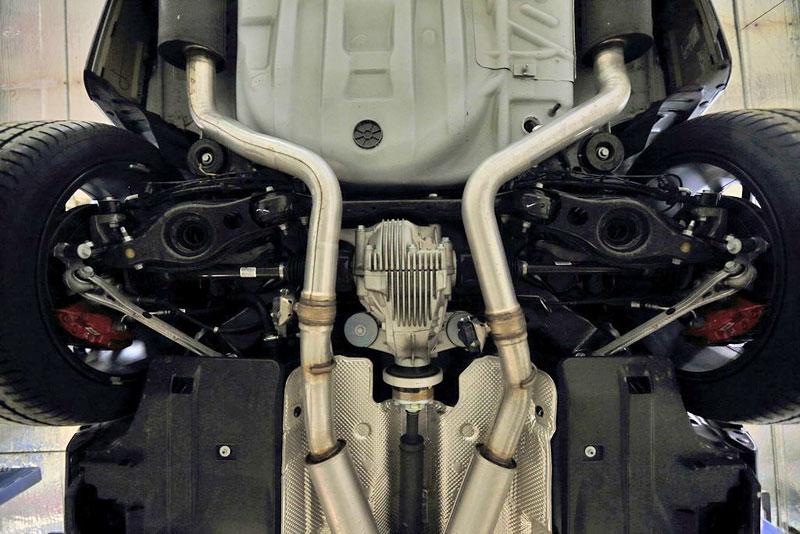 Dodge Challenger SRT Hellcat Convertible: Jediný svého druhu (+video): - fotka 34