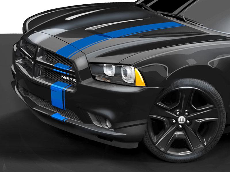 Mopar Dodge Charger: Nová limitovaná edice s osmiválcem: - fotka 6