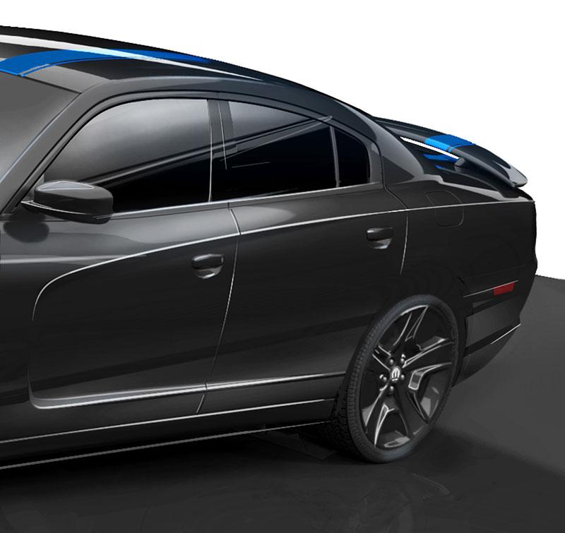 Mopar Dodge Charger: Nová limitovaná edice s osmiválcem: - fotka 7