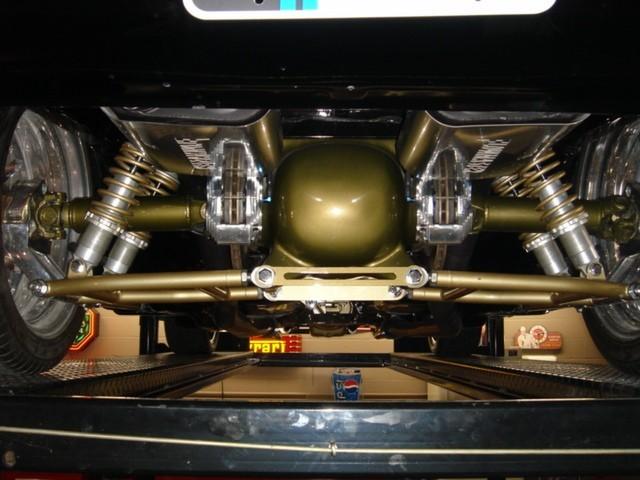 Dodge Challenger Insidious: Zákeřné černé kupé: - fotka 33