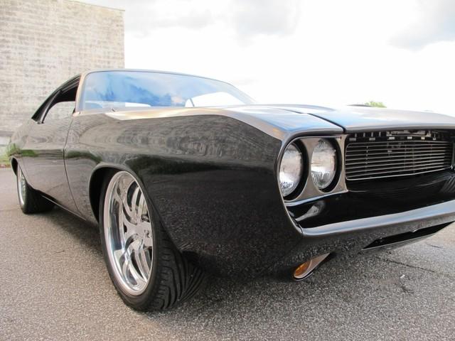 Dodge Challenger Insidious: Zákeřné černé kupé: - fotka 40