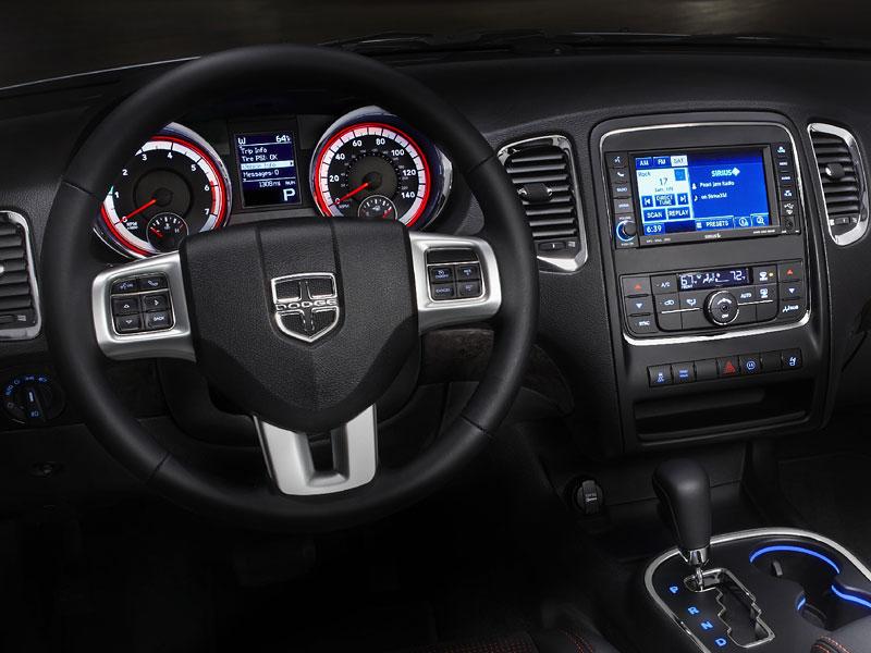 Chicago 2011: Dodge Durango R/T: - fotka 1