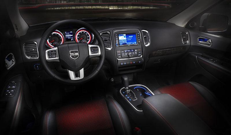 Chicago 2011: Dodge Durango R/T: - fotka 2