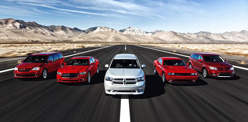 Chicago 2011: Dodge má už pět R/T modelů: - fotka 1