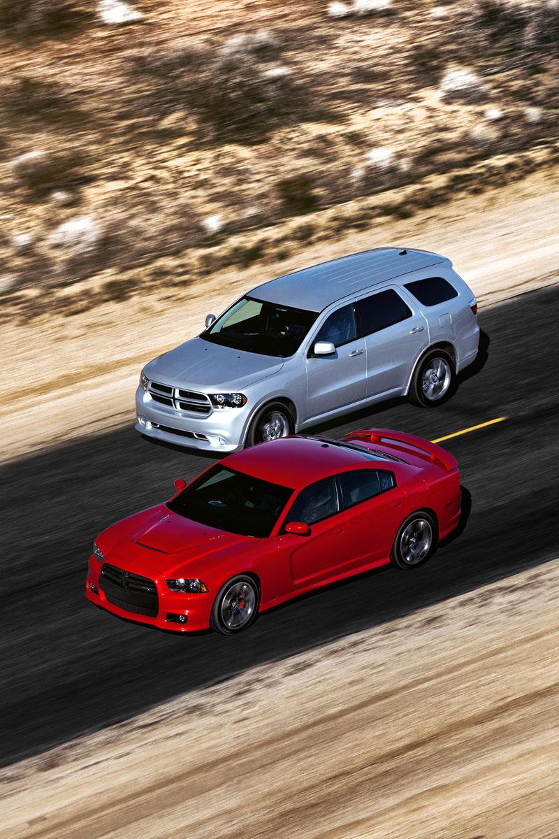 Chicago 2011: Dodge má už pět R/T modelů: - fotka 3