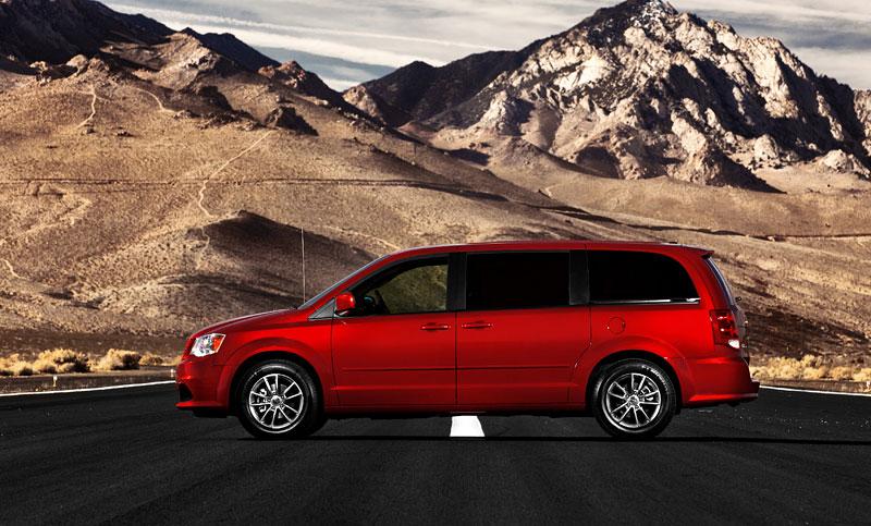 Chicago 2011: Dodge má už pět R/T modelů: - fotka 5
