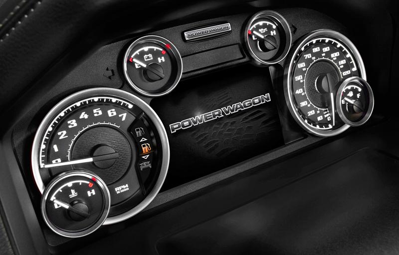 Ram Power Wagon zůstává věrný osmiválci: - fotka 1