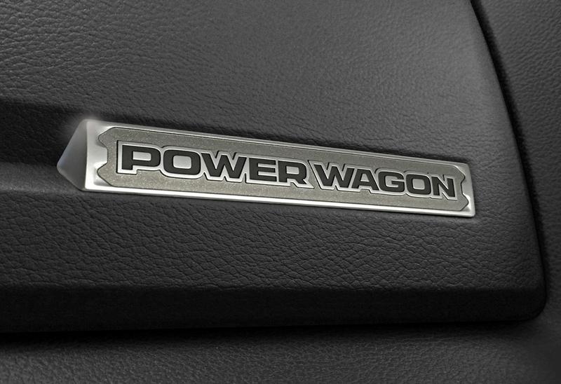 Ram Power Wagon zůstává věrný osmiválci: - fotka 8