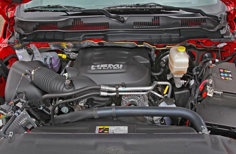 Ram Power Wagon zůstává věrný osmiválci: - fotka 34
