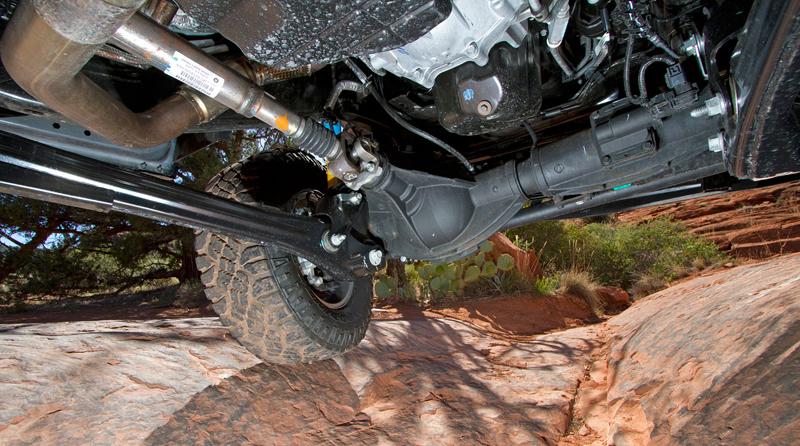 Ram Power Wagon zůstává věrný osmiválci: - fotka 37