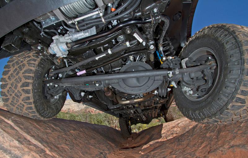 Ram Power Wagon zůstává věrný osmiválci: - fotka 38