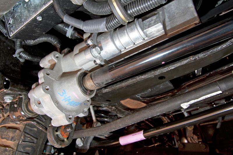 Ram Power Wagon zůstává věrný osmiválci: - fotka 41