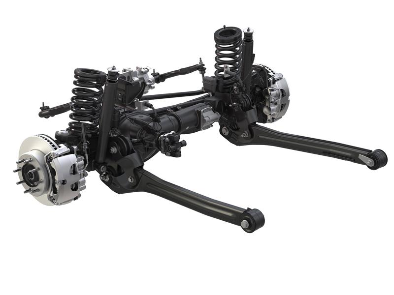 Ram Power Wagon zůstává věrný osmiválci: - fotka 47