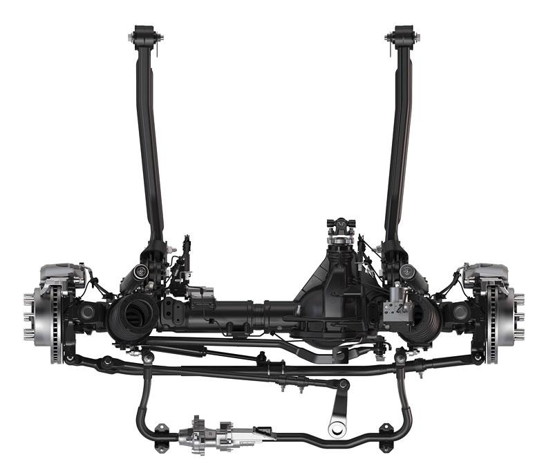 Ram Power Wagon zůstává věrný osmiválci: - fotka 48