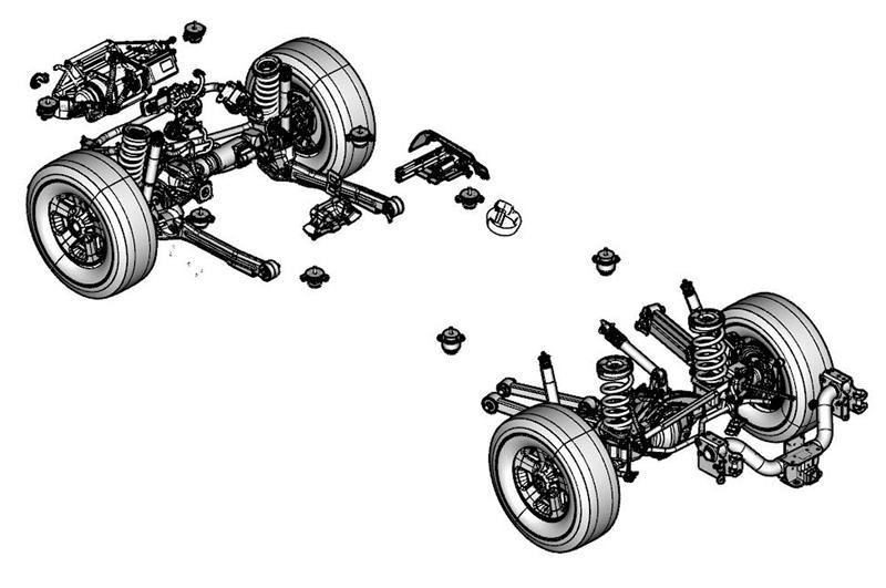 Ram Power Wagon zůstává věrný osmiválci: - fotka 52