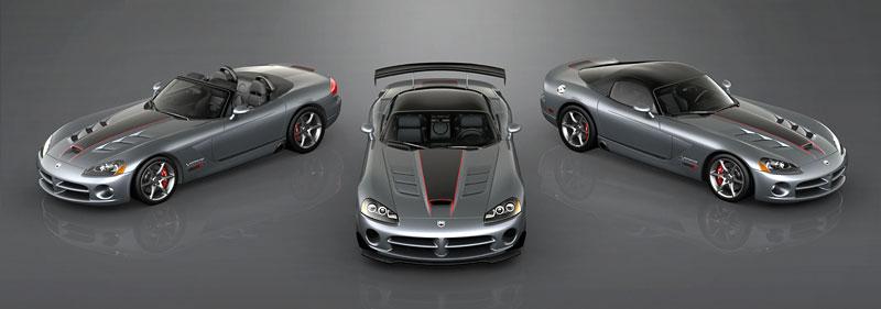 Dodge Viper SRT10 Final Edition: model na rozloučenou: - fotka 1