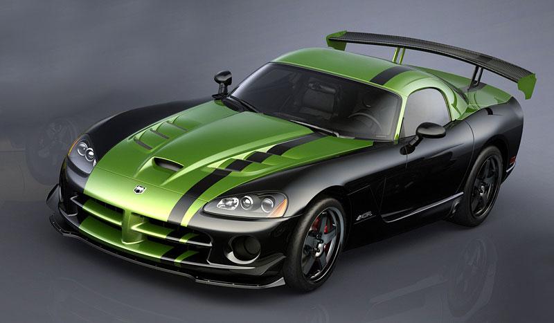 Dodge Viper SRT10: tři různé verze v rámci Dealer Exclusive Program: - fotka 3