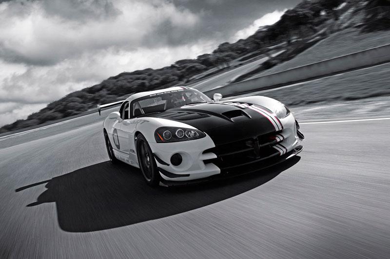 Dodge Viper ACR-X: specialita pouze pro závodní okruhy: - fotka 3