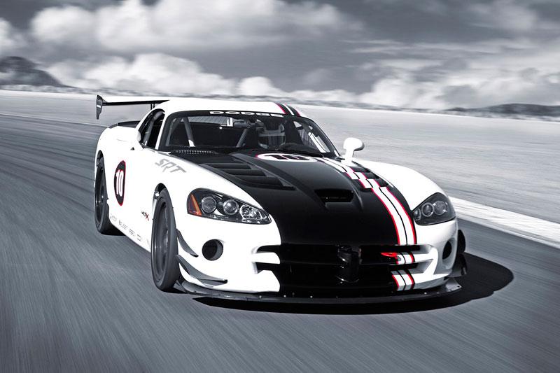 Dodge Viper ACR-X: specialita pouze pro závodní okruhy: - fotka 4