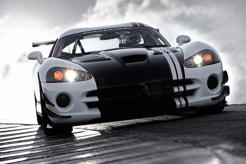 Dodge Viper ACR-X: specialita pouze pro závodní okruhy: - fotka 5