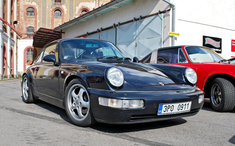 Porsche Classic Festival 2010: Fotogalerie ze 17. ročníku: - fotka 9