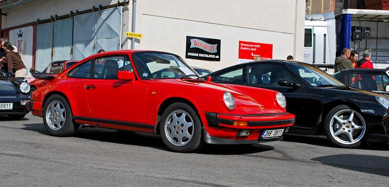 Porsche Classic Festival 2010: Fotogalerie ze 17. ročníku: - fotka 11