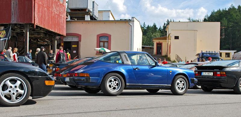 Porsche Classic Festival 2010: Fotogalerie ze 17. ročníku: - fotka 12