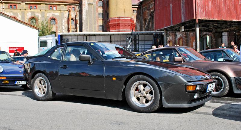 Porsche Classic Festival 2010: Fotogalerie ze 17. ročníku: - fotka 14