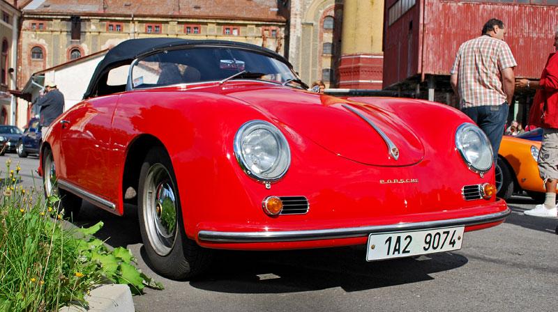 Porsche Classic Festival 2010: Fotogalerie ze 17. ročníku: - fotka 16